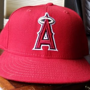 MLB California Angels (Anaheim/Los Angeles) hat